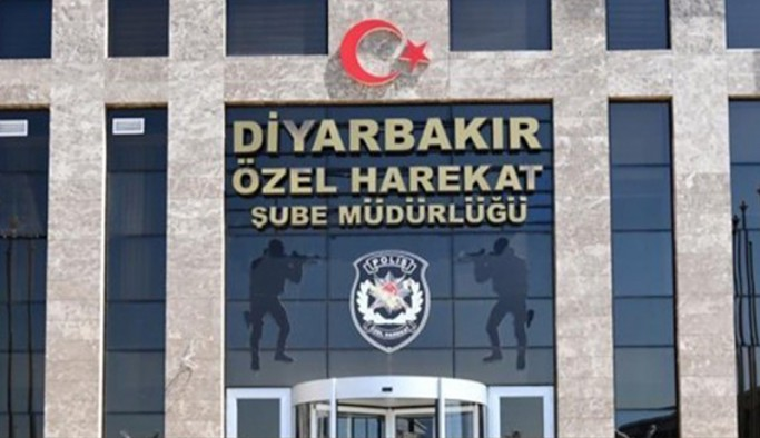 Diyarbakır'da polis poligonundan ateş açıldı: Bir kadın yaralandı