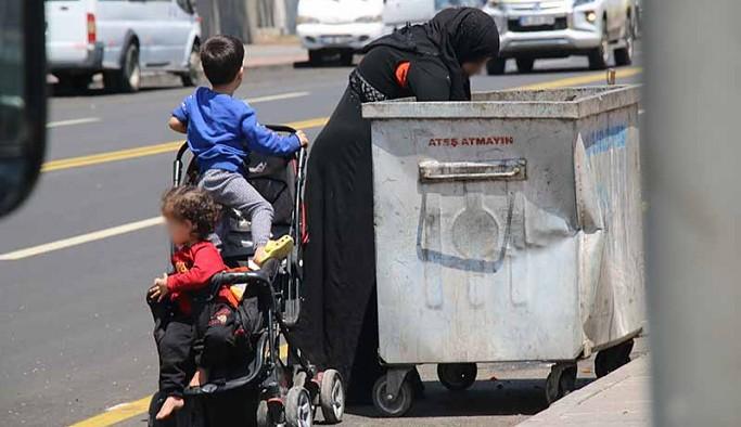 Diyarbakır'da yoksulluğun fotoğrafı
