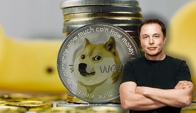 Dogecoin, Elon Musk'ın '1 dolar' iması sonrası yeniden yükselişe geçti