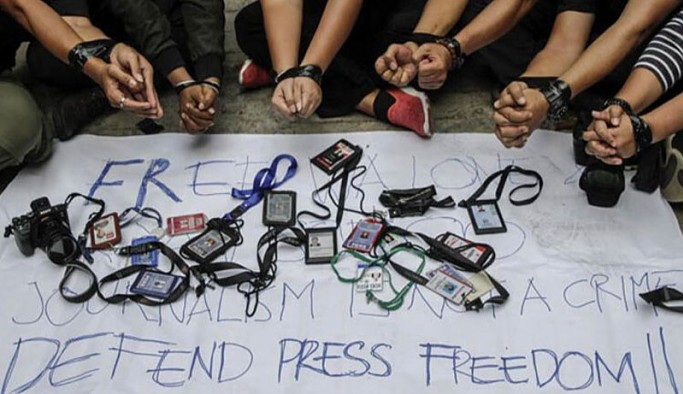 Dünyada Basın Özgürlüğü Günü: Gazetecilik 130'dan fazla ülkede engelleniyor