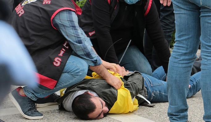 EGM 19 Nisan'dan itibaren 1 Mayıs eylemleri gerekçesiyle 394 kişinin gözaltına alındığını açıkladı