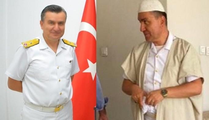 Emekli askerlerden TSK'daki 'cübbeli amiral' sessizliğine tepki: Manzara ortada