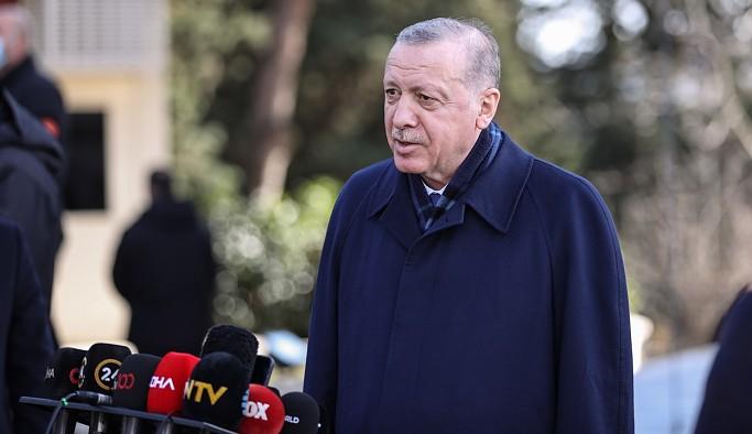 Erdoğan: Bahçeli'yle yeni anayasa çalışmalarını görüştük