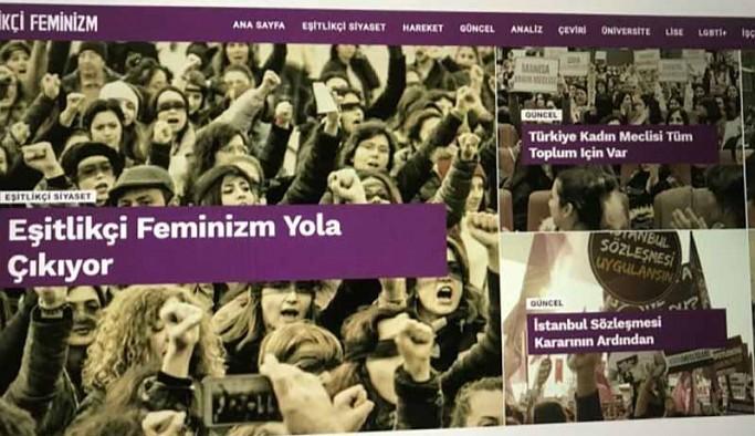 'Eşitlikçi Feminizm' yayın hayatına başladı