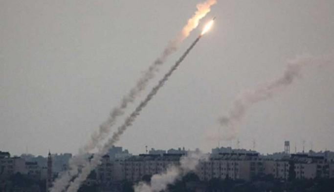 Gazze'den Kudüs'e roket saldırısı