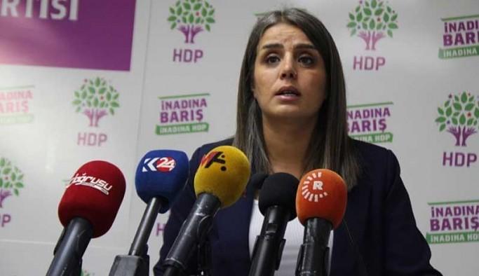 HDP: Bu ülkede erkekseniz, bir kadına şiddet uyguluyorsanız devlet sizin arkanızdadır