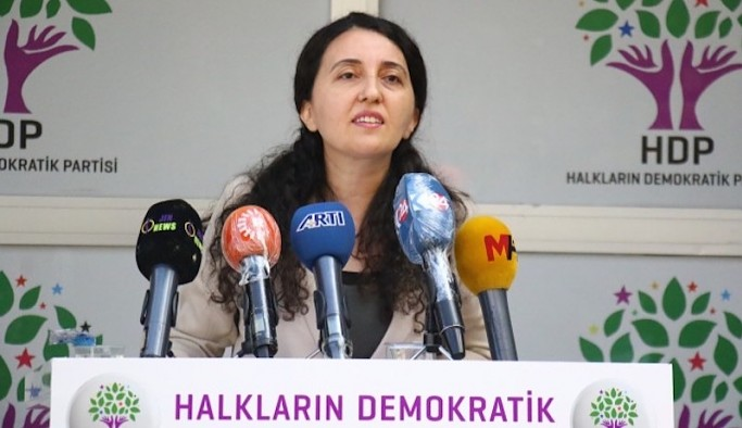 HDP'li Günay: Mafyalar iktidarın ortağı