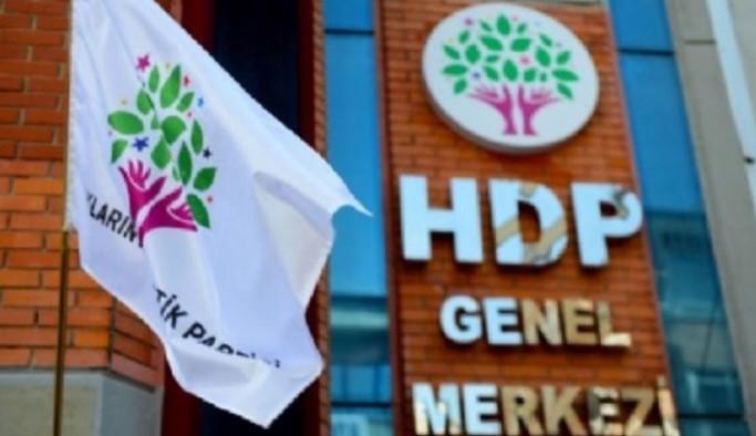 HDP MYK toplanıyor, gündemde Kobane davası var