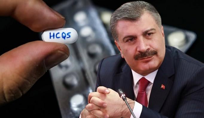 Hidroksiklorokin ilacı Covid-19 tedavisinde artık kullanılmayacak