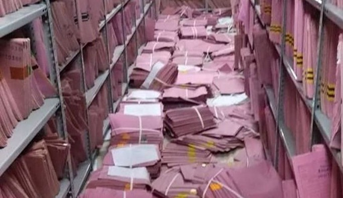 İcra dosyalarında patlama: 21 milyon 895 dosya icra dairelerinde derdest durumda