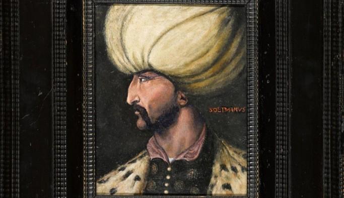 İmamoğlu: Kanuni Sultan Süleyman portresi evine dönüyor