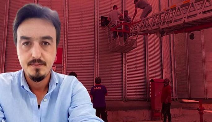 İş cinayeti: Teknisyen, bakım için girdiği siloda boğularak hayatını kaybetti