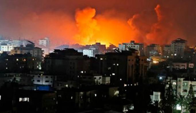 İsrail'in gece yarısı saldırılarında 8 kişi hayatını kaybetti