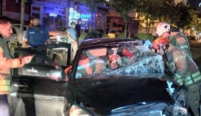İstanbul'da şampiyonluk kutlaması kazalarla sonuçlandı: Çok sayıda yaralı