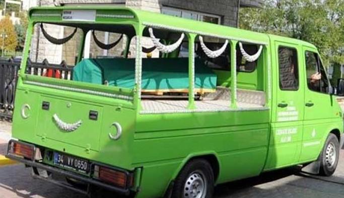 İstanbul'dan Siirt'e gönderilen cenazeden başkası çıktı