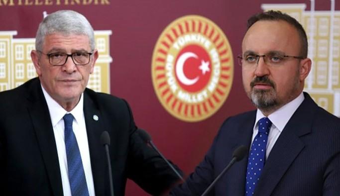 İYİ Parti'den AKP'ye 'Vesayet' tepkisi: Akılla ve mantıkla bağdaşmamaktadır