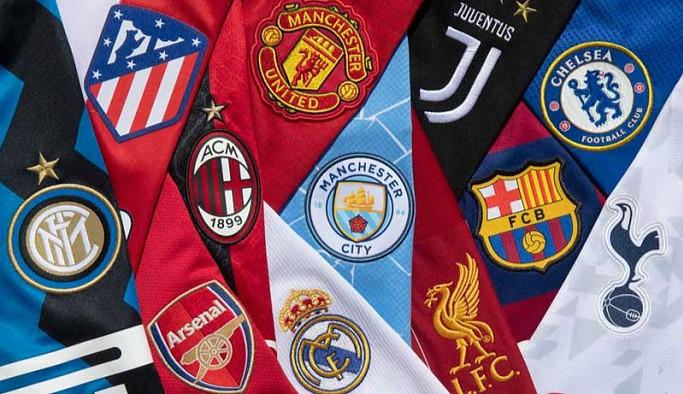 Juventus, Barcelona ve Real Madrid'den ortak açıklama: Baskı ve tehditlere rağmen çözümde ısrarlıyız