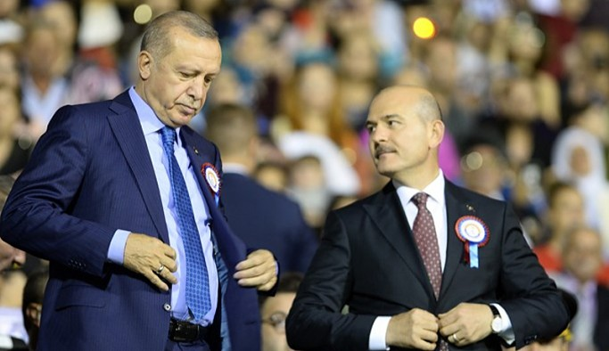 Kulis: Erdoğan sular durulmadan asla Soylu'yu görevden almayacak