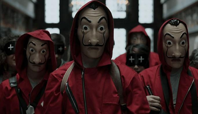 La Casa de Papel'den Türkiye'ye uyarlanan 'La Hay De Maske' filminin çekimleri başladı