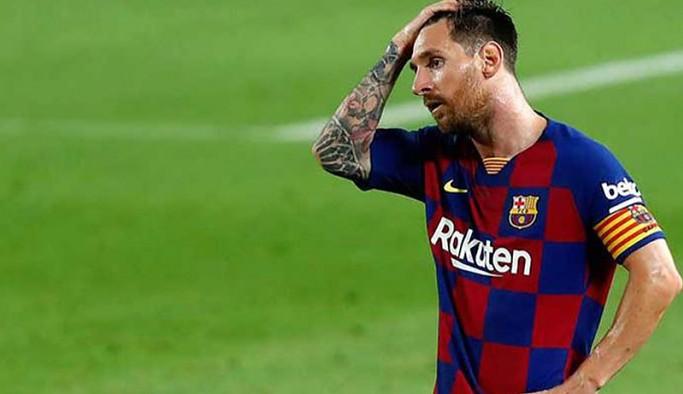 Messi, Barcelona'daki geleceği hakkında kararını verdi