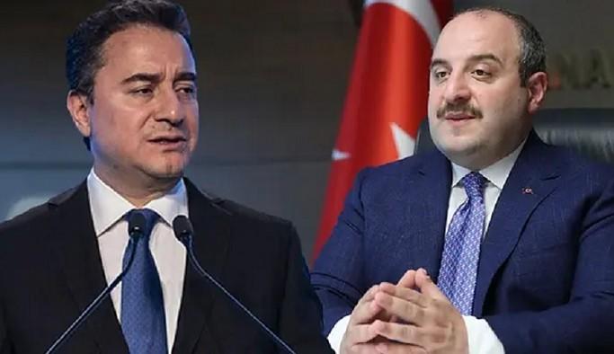 Mustafa Varank ve Ali Babacan arasında 'Fren Ali' tartışması
