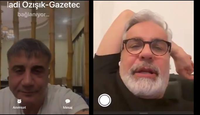 Peker'den Soylu ile arasında aracılık yaptığı iddialarını yalanlayan Özışık'a videolu yanıt