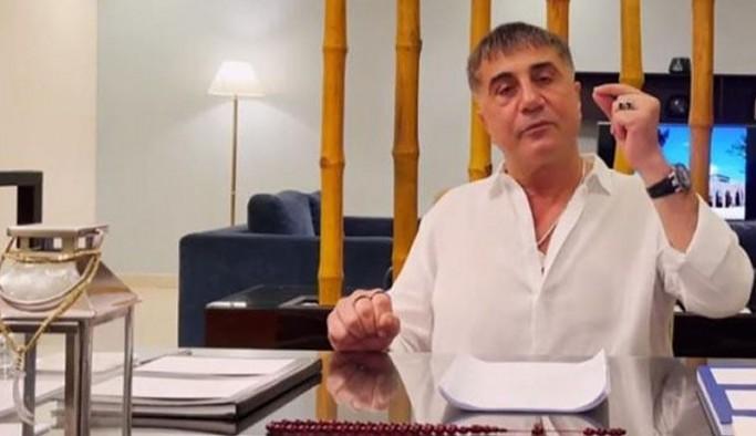 Sedat Peker: Defne Hanım'ın evinde kimin kalp krizi geçirmeye başladığını anlatmaya başlarım