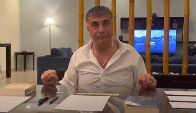 Sedat Peker, operasyonun ardından ilk kez konuştu: Bu dünyayı vallahi yakacağım billahi yakacağım