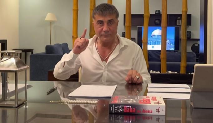 Sedat Peker, Twitter'da adına açılan tag'e ateş püskürdü: Bu pazar ve sonrasında...