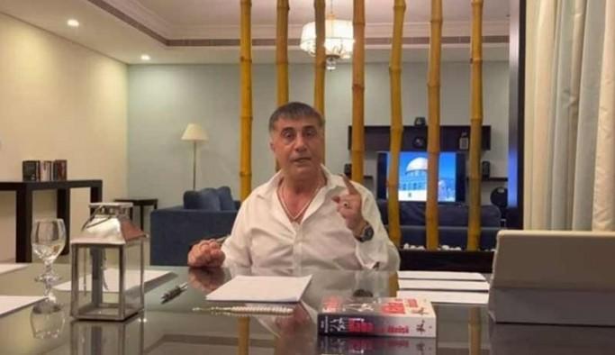 Sedat Peker'den Soylu'ya: Süslü sülü benimle ilgili TRT'de konuşmalar yapmış...