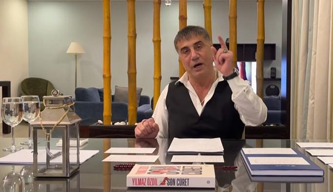 Sedet Peker'den yeni açıklama: Milletvekili rica etti, Hürriyet'i ben bastım