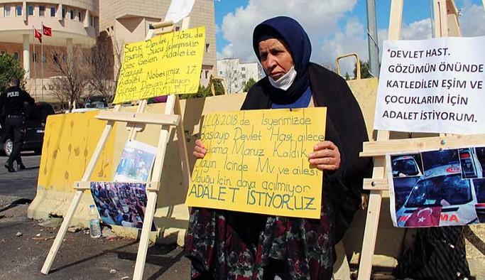 Şenyaşar ailesi: Adaleti birlikte inşa edeceğiz
