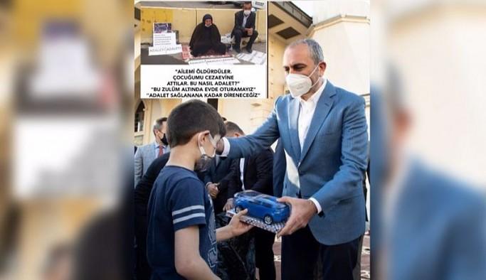 Şenyaşar ailesinden Adalet Bakanı'na istifa çağrısı