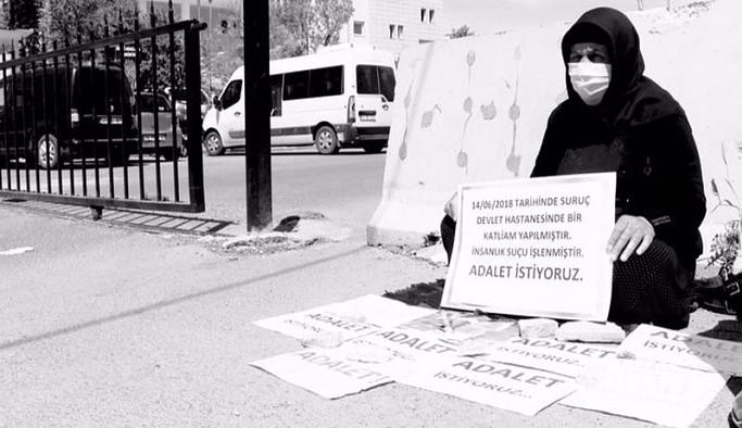 Şenyaşar ailesinden demokratik güçlere ve barolara çağrı: Bu zulme sessiz kalmayın