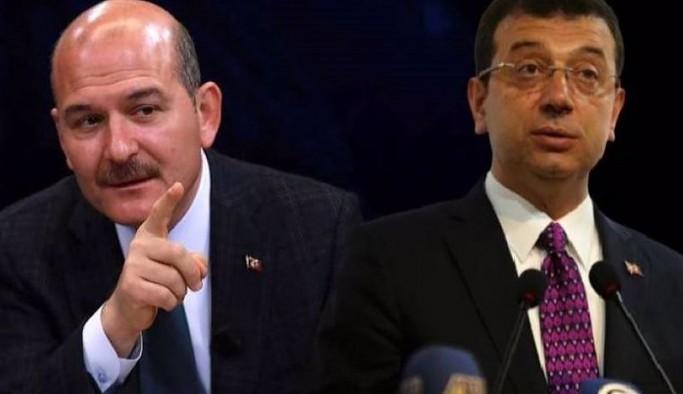 Soylu'dan İmamoğlu'na yönelik soruşturma izni açıklaması