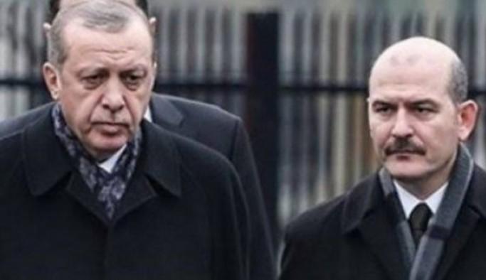 Soylu: Erdoğan'ın emrindeyiz, emrinde olacağız