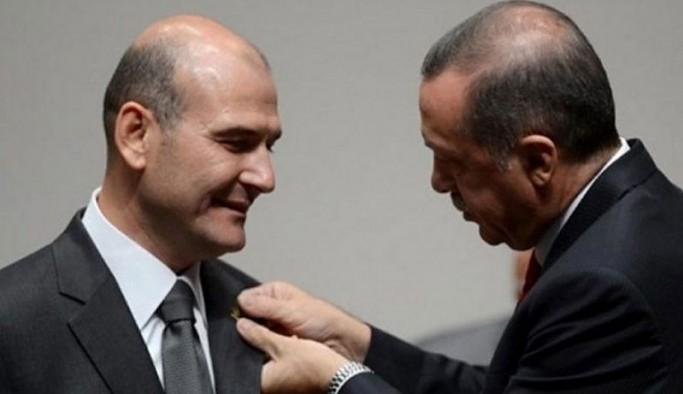 TBMM'de dikkat çeken detay: Erdoğan'ı Soylu karşıladı; Yıldırım da Meclis'teydi