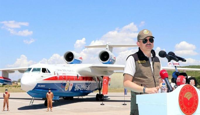 THK uçakları hangarda çürürken, Rusya'dan günlüğü 1.3 milyona uçak kiralandı