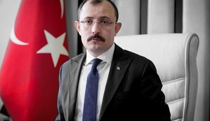 Ticaret Bakanı Muş: Piyasa değeri 313 milyon TL olan uyuşturucu madde ele geçirildi
