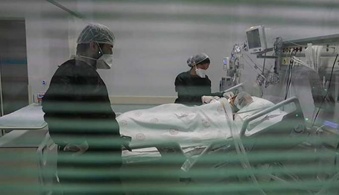 Türkiye'de son 24 saat içinde Covid-19 nedeniyle 282 kişi hayatını kaybetti
