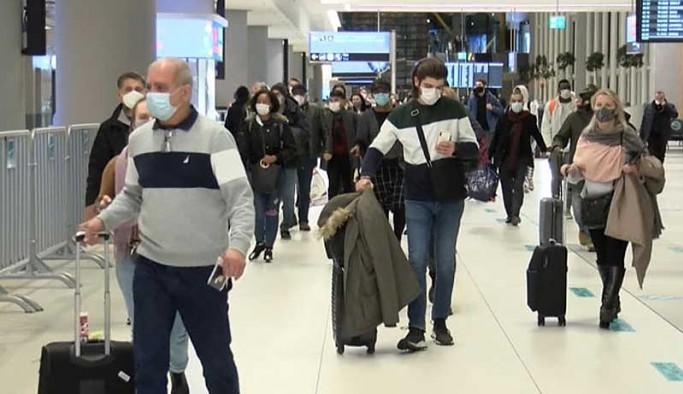 Türkiye ile Sırbistan vatandaşları arasında PCR testi zorunluluğu kaldırıldı