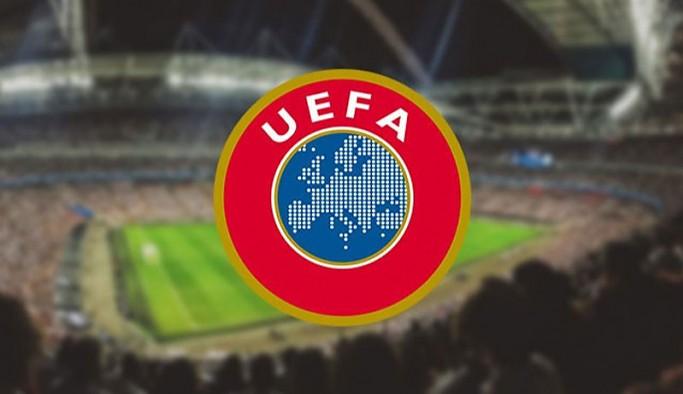 UEFA'dan 9 kulübe yaptırım