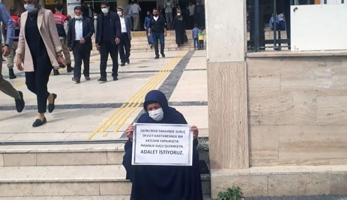 Urfa Barosu'ndan açıklama:  İktidar Şenyaşar ailesinin taleplerinden rahatsız