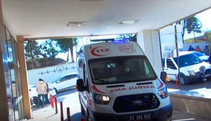 Urfa'da karakolun daralttığı yolda kaza: 5 yaralı