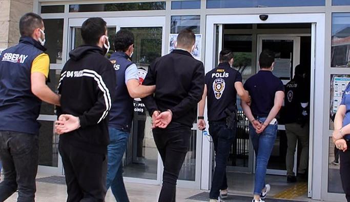 Vebitcoin şirketinin gözaltına alınan 5 çalışanı adliyeye çıkarıldı