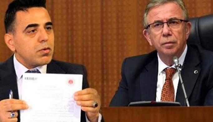 Yavaş'a 'şantaj yapmak' suçundan 6 yıl 6 ay ceza alan Keskin, iktidarın af paketiyle cezaevinden çıktı
