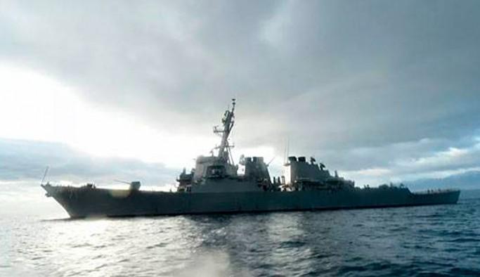 ABD destroyeri Karadeniz'e girdi, Rusya Donanması takibe aldı