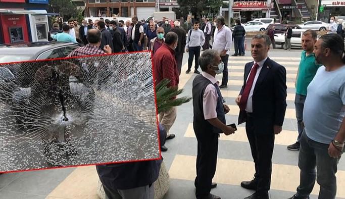 AKP'de istifa krizinin ardından İYİ Partili belediye başkanına silahlı saldırı