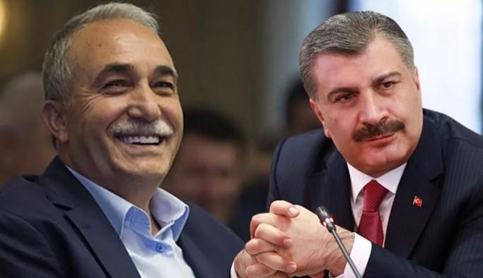 AKP'li Fakıbaba'dan Bakan Koca'ya: Sağlığın iyi yönetilemediğini görüyorum