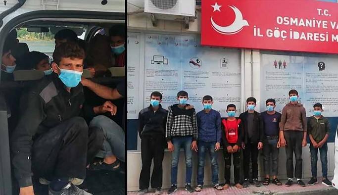 Antep'te çete tarafından zorla alıkonulan Suriyeli mülteciler köle işçi olarak çalıştırılmak istendi